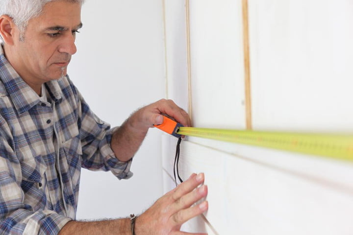 Home improvement made easy: Five ways to find a wall stud