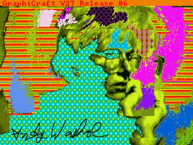lost computer art of andy warhol discovered image 3