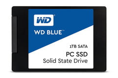 WD Blue 1TB SSD review