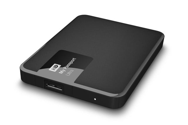 western digital raises portable my passport drive capacity to 3tb adds new colors wd mypassport ultra classic black may2015 5