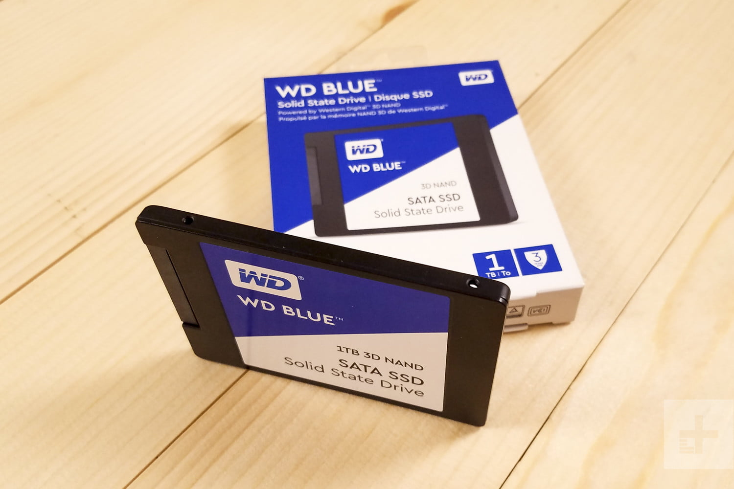 Western Digital Blue 3d Nand Sata Sandisk Ultra Ssd Review