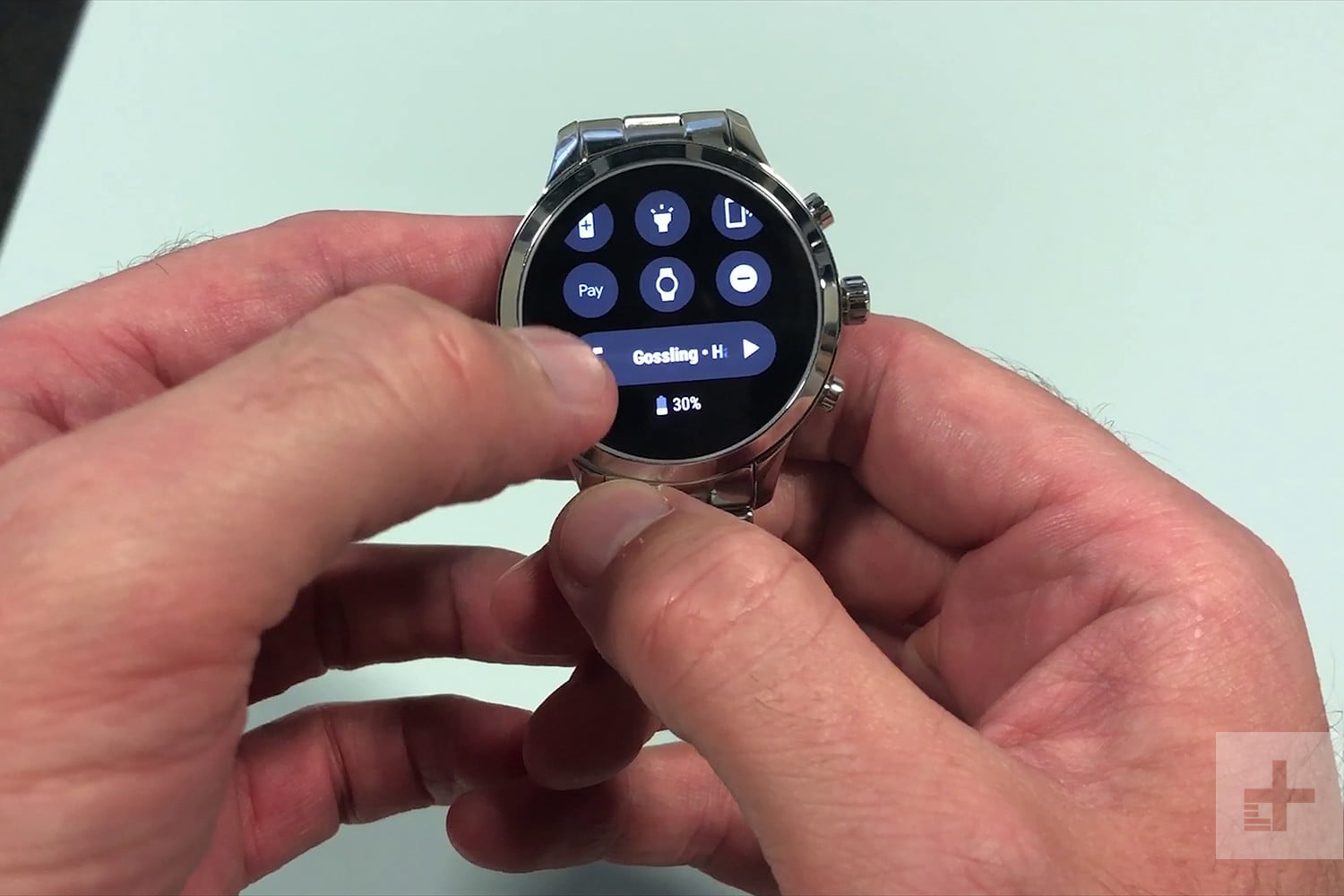 511ea19bc Andy Boxall/Digital Trends. There's a brand-new way to interact with  Google's Wear OS smartwatches ...