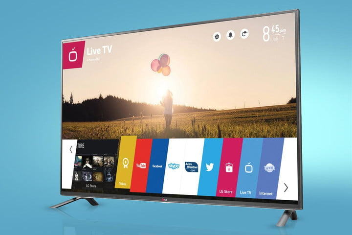How LG perfected its smart TVs with an orphaned mobile OS | Digital