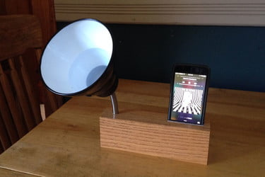 Homemade speakers for android