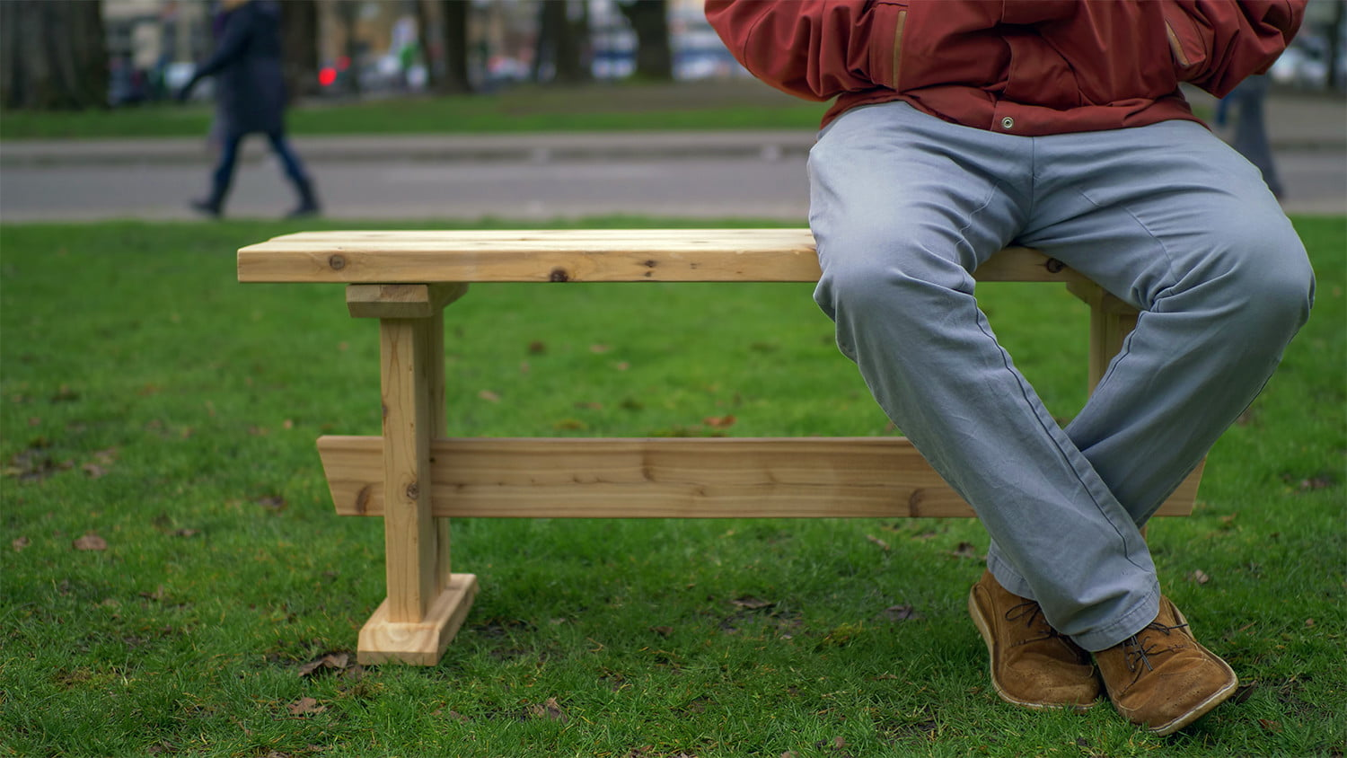 How To Build A Diy Anese Style Bench With Just 3 Boards Digital Trends