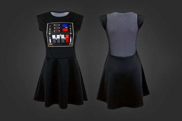 WeLoveFine Darth Strikes Back dress