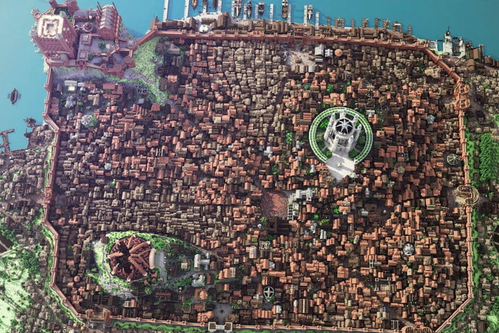 Fans built a game of thrones world in minecraft digital trends game blocks bran stark shows around ever growing minecraft westeros westeroscraft gumiabroncs Choice Image