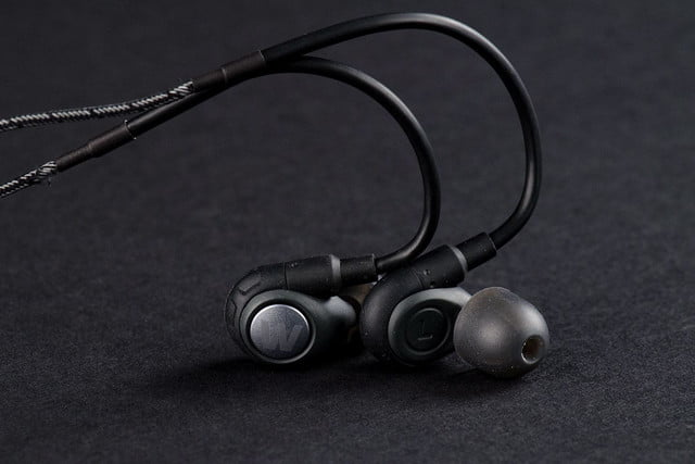 Westone Adventure Series ADV ALPHA earbuds and cable