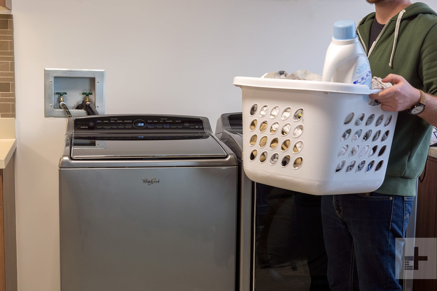 Not Just Spin How To Buy A Washer And Dryer Digital Trends