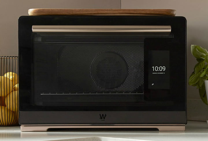 all amazon alexa announcements ces 2019 whirlpool smart countertop oven with 2