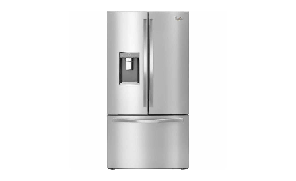 Whirlpool WRF995FIFZ 36-Inch French-Door Refrigerator Review ...