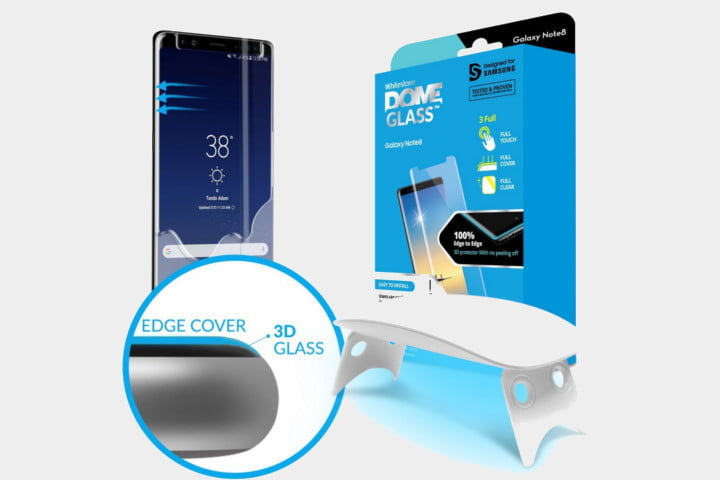 official photos 54171 89bb9 The Best Samsung Galaxy Note 8 Screen Protectors | Digital Trends