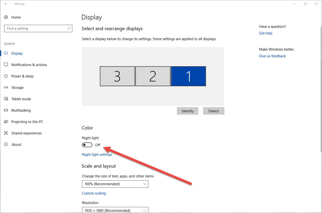 How To Use A Blue Light Filter On Pc Mac Windows 10 Night Setting