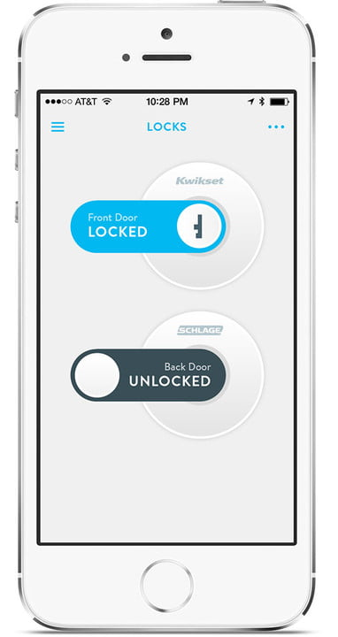 winks relay light switch works with uber fitbit and ifttt wink screen locks