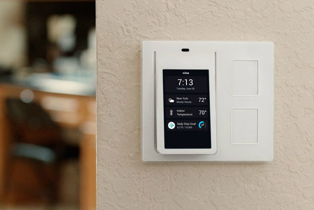 winks relay light switch works with uber fitbit and ifttt wink