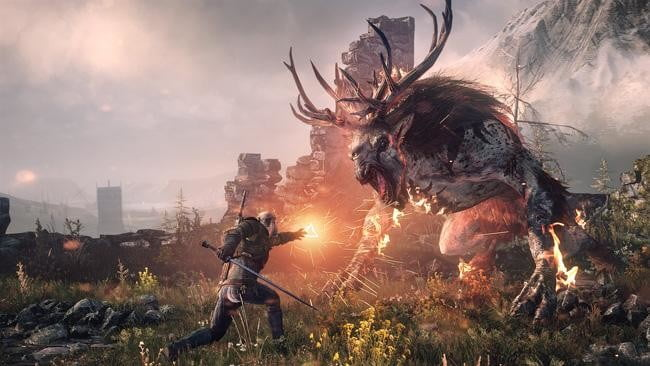 The Witcher 3's Final Free DLC is a New Game Plus Mode | Digital Trends
