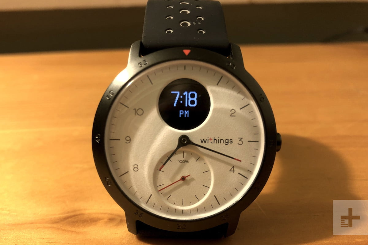 withings steel hr sport face