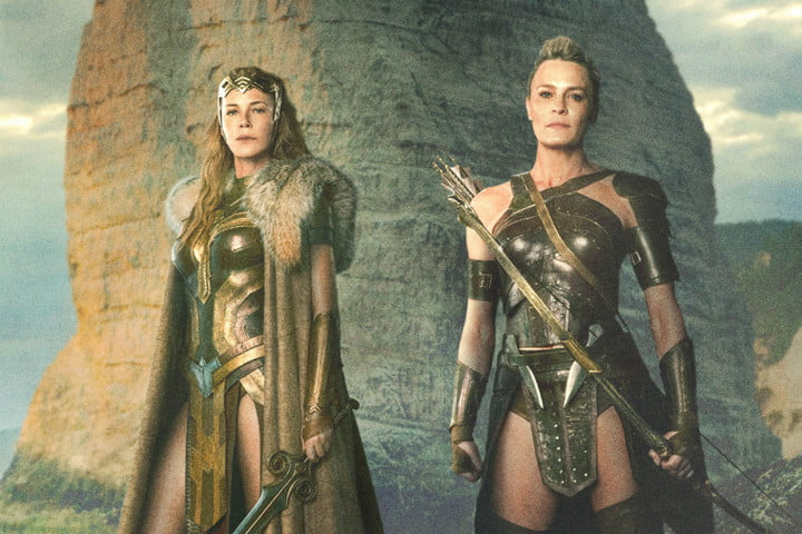 wonder woman 1984 release date cast setting news connie nielsen robin wright