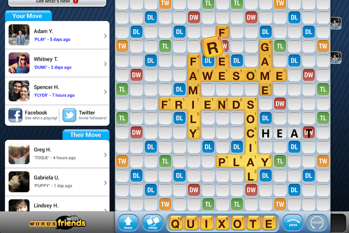 How To Cheat In Words With Friends Digital Trends