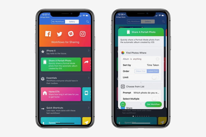 how to automate tasks in ios workflow example