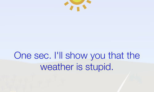 What The Forecast?!!' Gives You Honest Answers About the