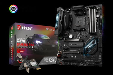 MSI Intros Five New Motherboards Based On AMD's AM4 Processor Socket