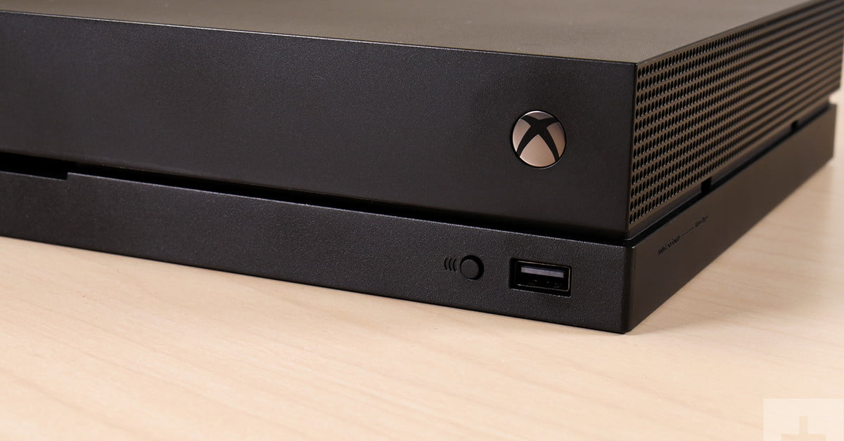Microsoft's E3 sale includes the first discount on the Xbox One X