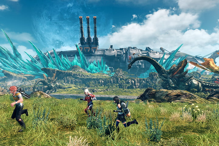 xenoblade chronicles x for switch not ported by monolith digital rh digitaltrends com