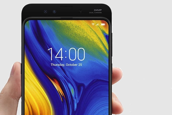 2dafc6ecc The Mi Mix 3 will steal your attention thanks to its massive screen