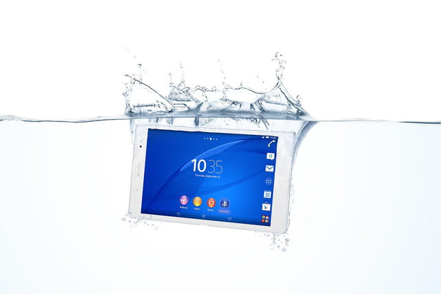sony xperia z3 tablet compact ifa 2014 water