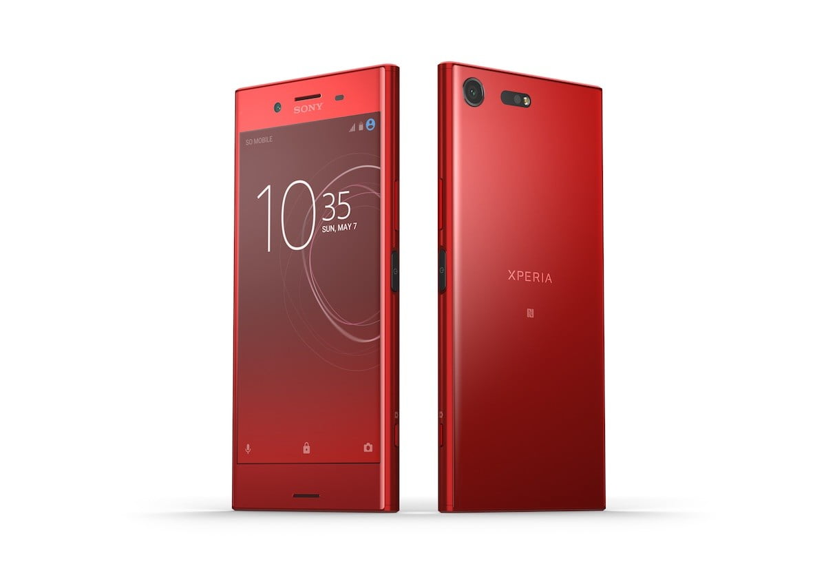 sony phone 2017. sony xperia 2017 releases hand on xz premium rosso main edited phone i