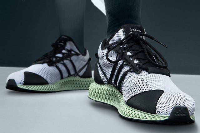 2011edb3f740bf Adidas Upgrades its Y-3 Sneakers with 3D-Printed Midsole