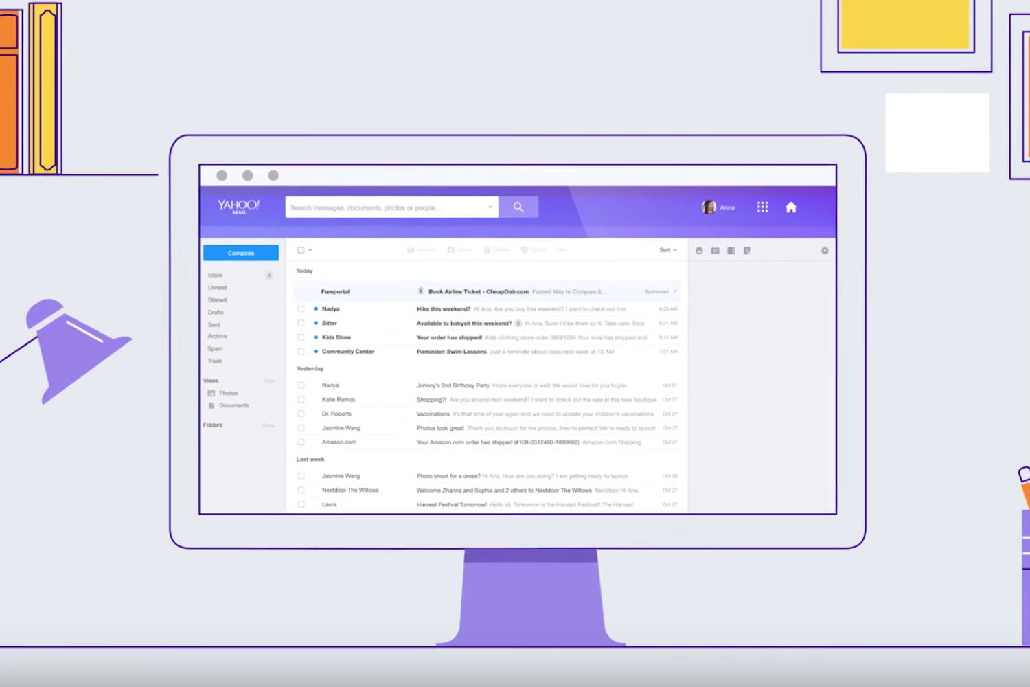 How yahoo is mining for gold in your junk mail digital trends how yahoo is mining for gold in your junk mail scanning reheart Gallery