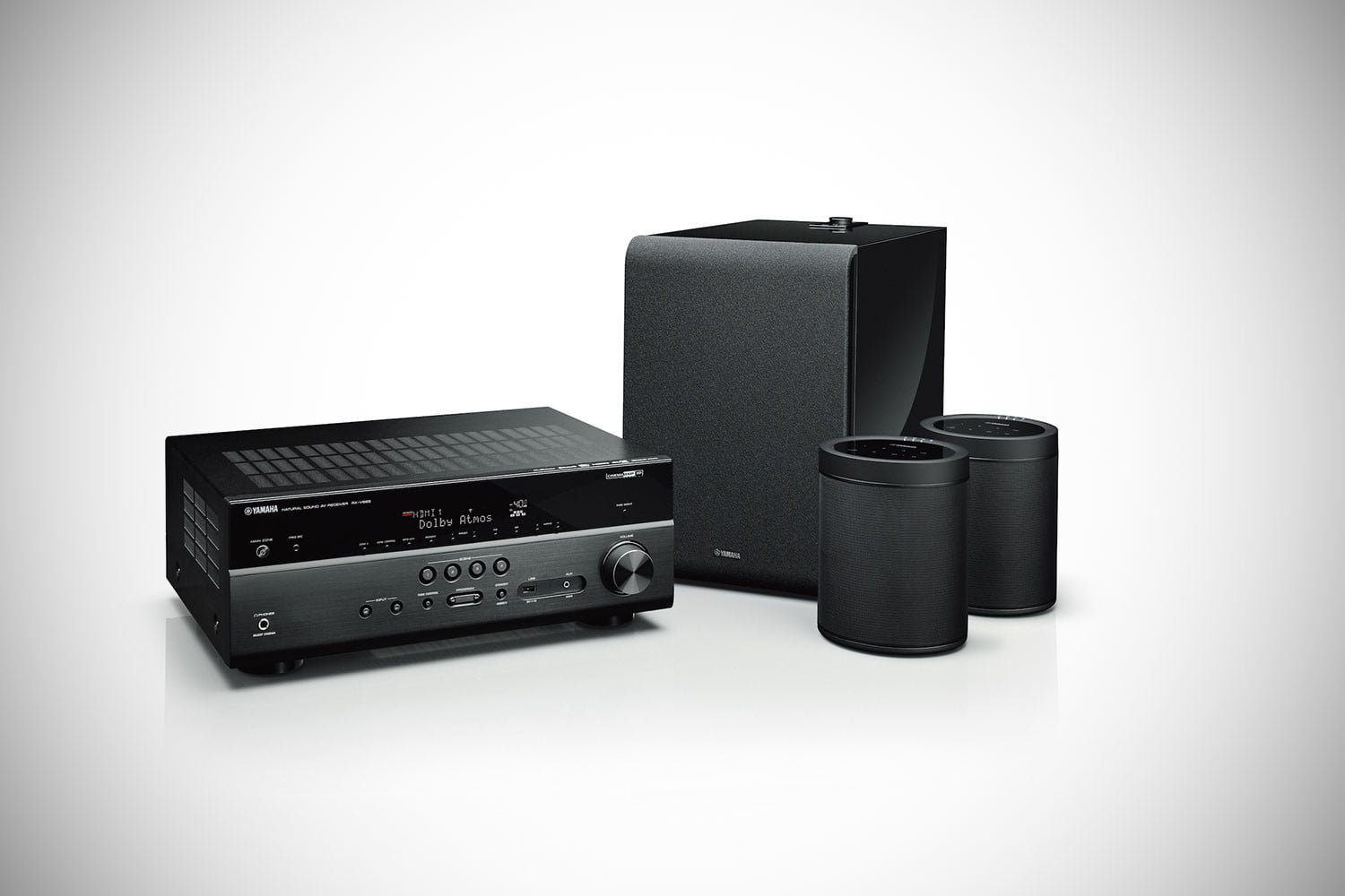 Yamaha Introduces MusicCast Surround A/V Receivers, Speakers ...