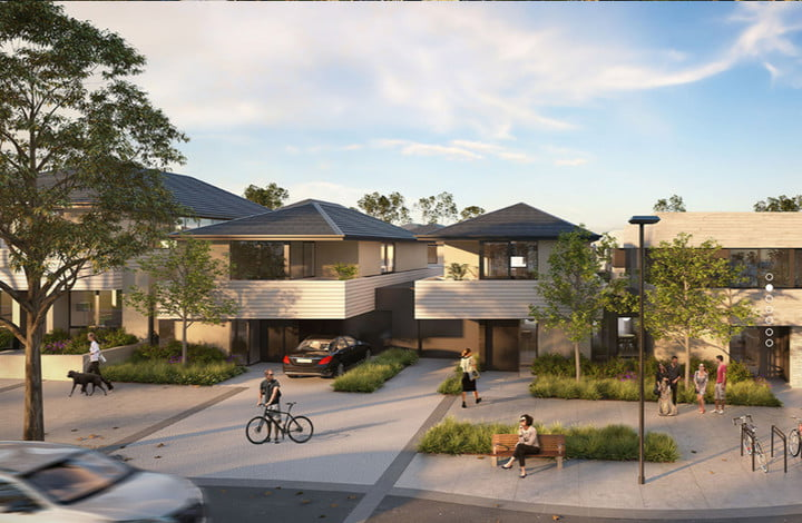 Australian Tesla Town project is the real deal, houses for sale