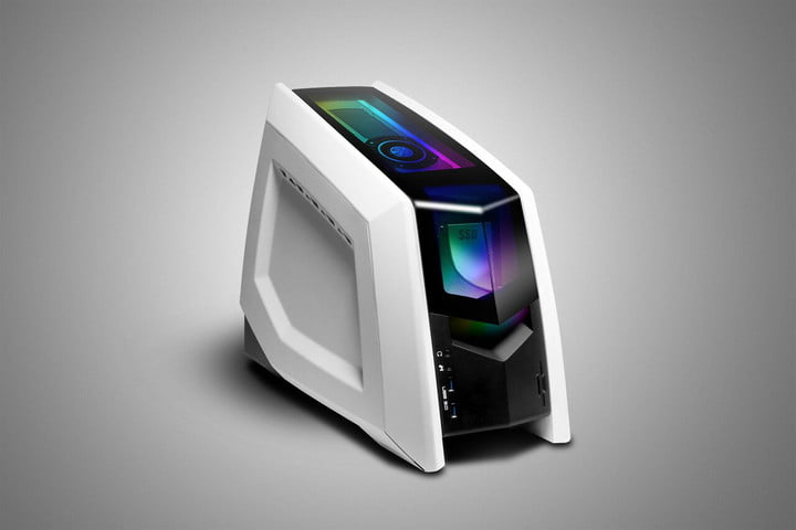 iBuyPower's Revolt 2 improves upon the first with better GPU support and a full-sized power supply