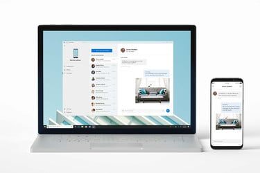 Microsoft's Your Phone app brings Windows sessions to iOS and