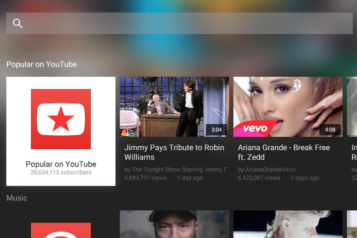 YouTube launching new app design on set-top boxes, consoles