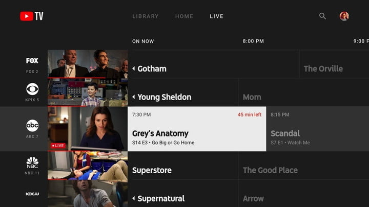 What Is YouTube TV? Here's Everything You Need to Know | Digital Trends