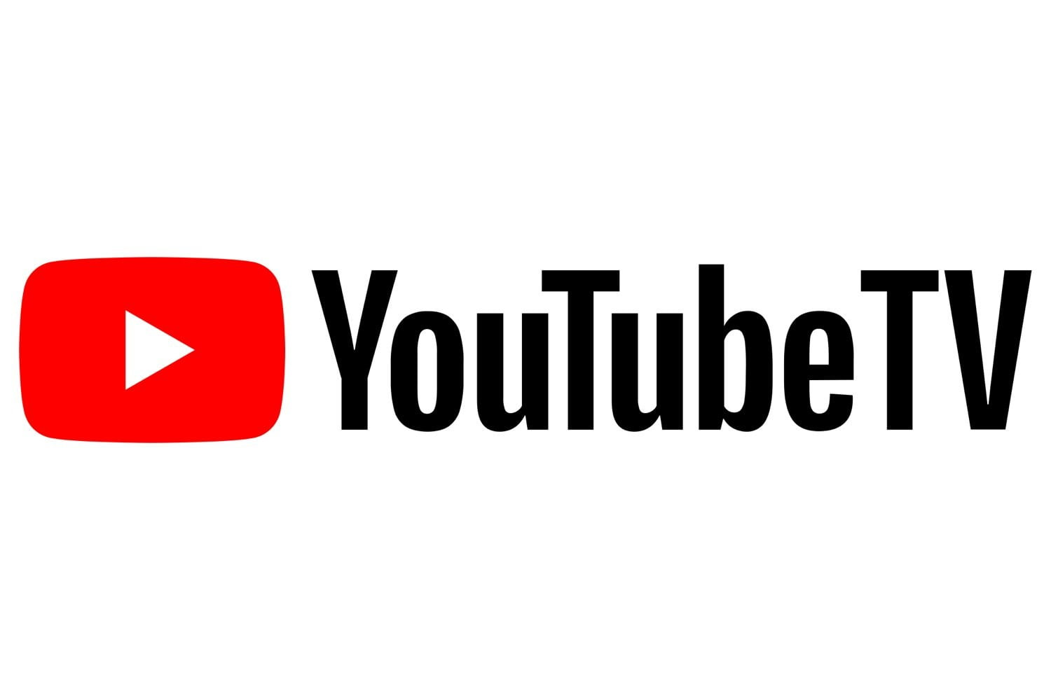 what is youtube tv logo