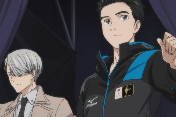 best anime on crunchyroll and funimation yuri ice