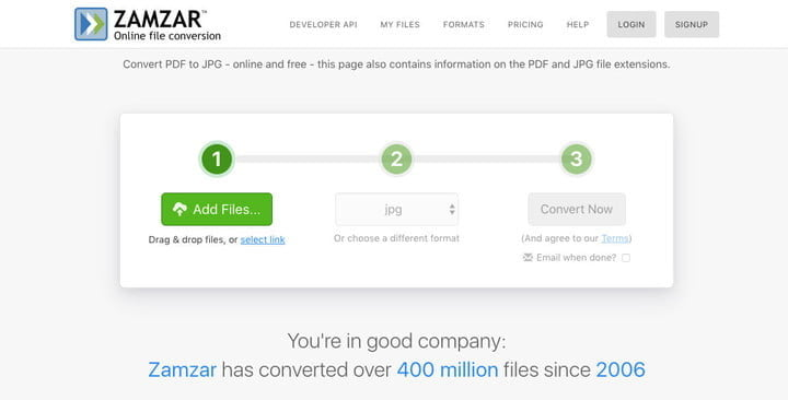 How to Convert a PDF to JPG | Digital Trends
