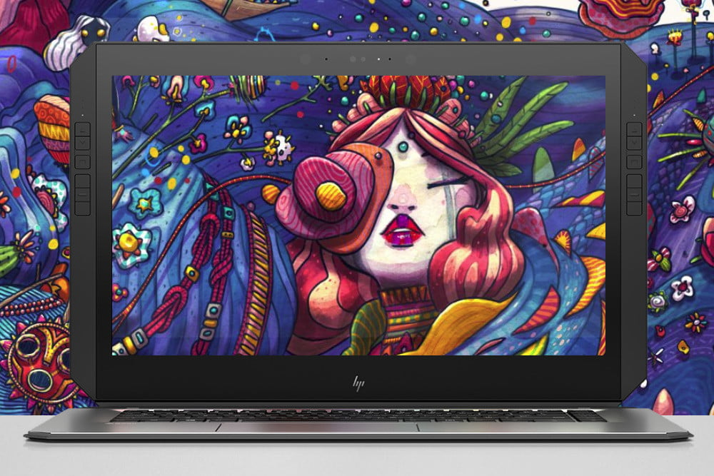 HP's ZBook x2 brings the 2-in-1 form factor to workstations