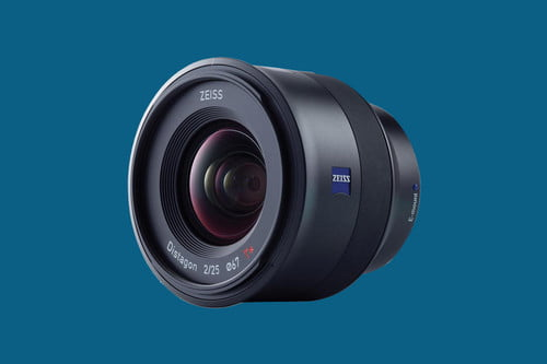 snap crisp photos with this zeiss lens for sony full frame e mount cameras 25mm f2 batis series