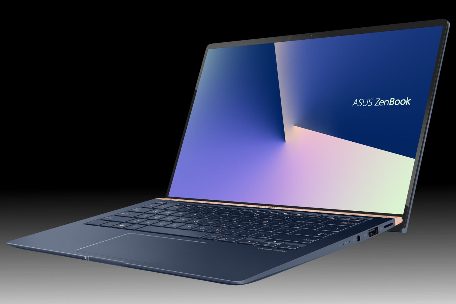 Asus Taps into Intel s  Whiskey Lake  CPUs for its new ZenBook Lineup    Digital Trends 747ed991c2ef