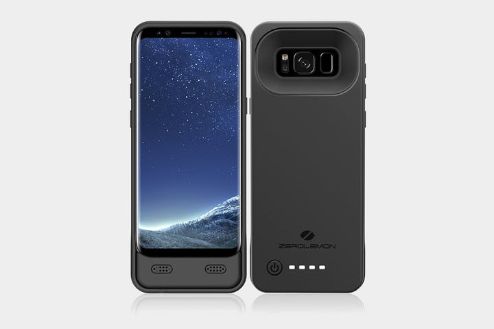 ZeroLemon Ultra Power Extended Battery Case