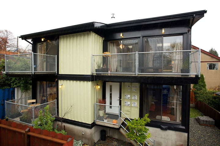 zigloo domestique complete - Homes Built With Shipping Containers
